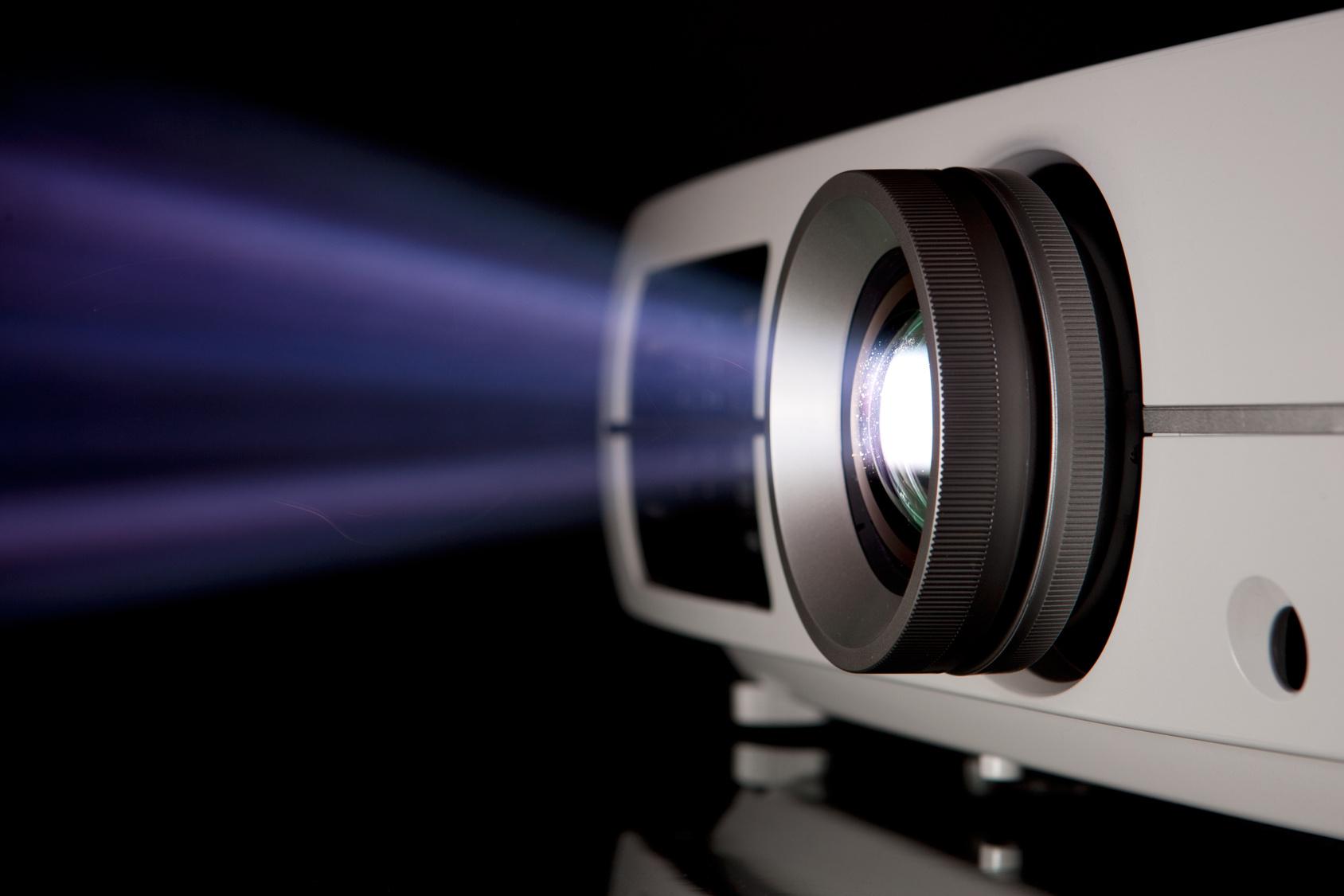 Projektionstechnik